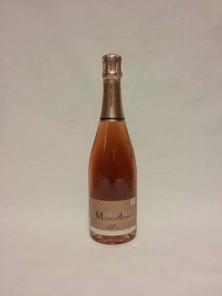 Champagne Ferat Premier Cru - Brut Rosé