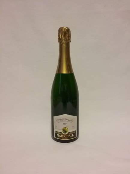 Crémant d'Alsace Tradition - Domaine Marshall Brut