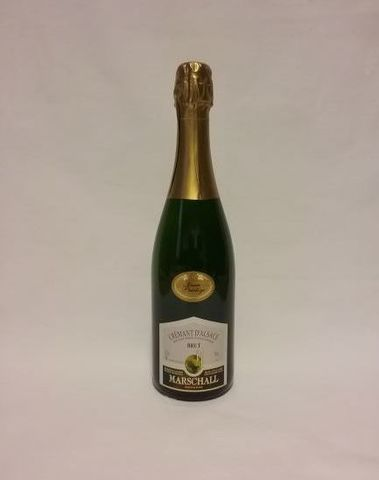 Crémant d'Alsace Prestige - Domaine Marshall Brut