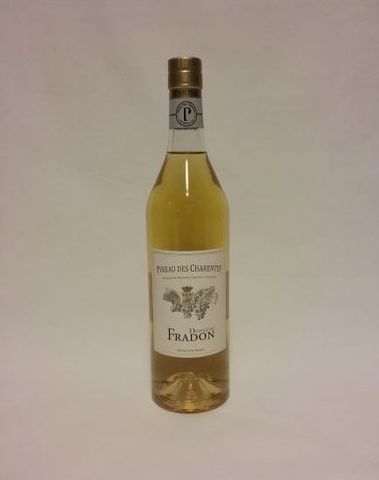 Pineau des Charentes Blanc - Domaine Fradon (17,5°)