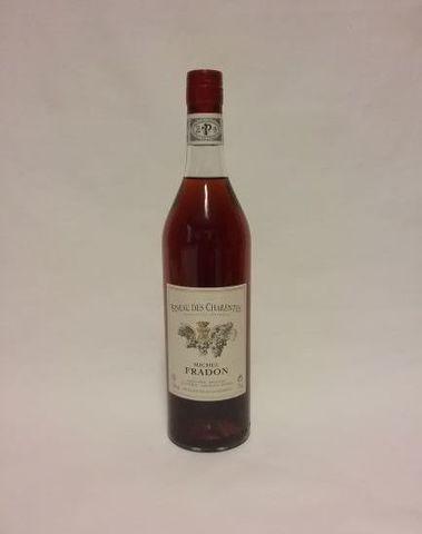 Pineau des Charentes Rosé - Domaine Fradon (17,5°)