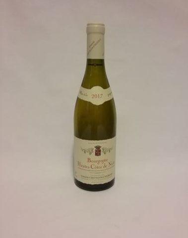 Bourgogne Hautes Côtes de Nuits Blanc Chevillon 2017 (*)