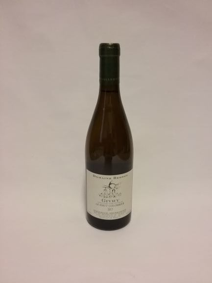 "Givry ""Le Haut Colombier"" Blanc Besson 2017"