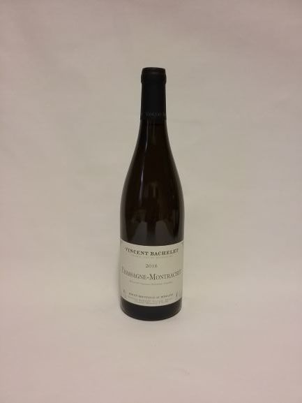 Chassagne-Montrachet Blanc Bachelet 2014 - 75 CL
