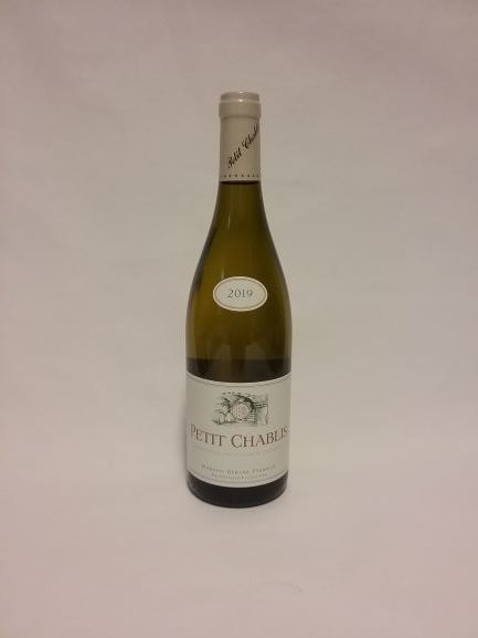 Petit Chablis Tremblay 2018 - 75 CL
