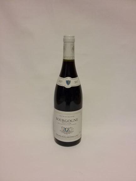 Bourgogne Pinot Noir Maillard 2017 - 75 CL