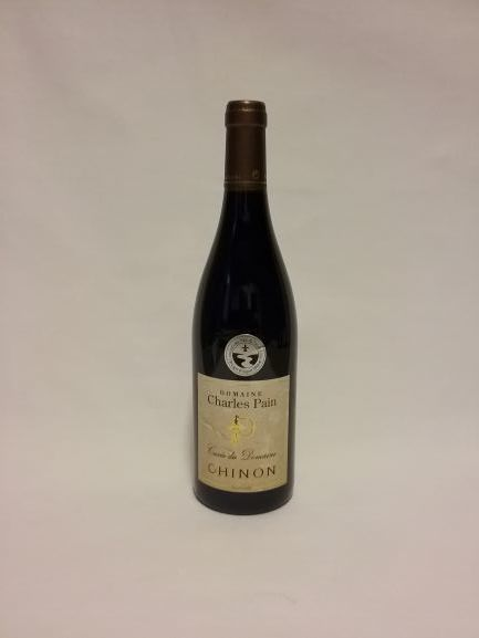 "Chinon ""Cuvée Domaine"" - Domaine Charles Pain 2017 - 75 CL"