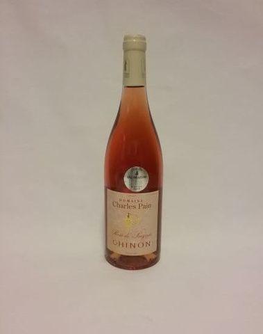 Chinon Rosé de Saignée - Domaine Charles Pain 2018
