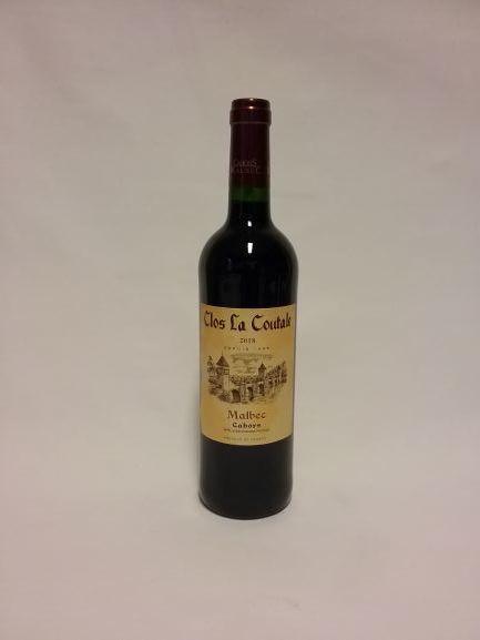 Cahors - Clos La Coutale 2018 - 75 CL