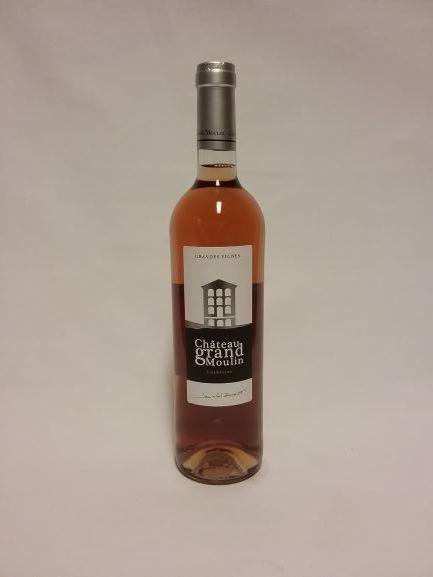 """Château Grand Moulin Grande Vignes"""" - Corbières Rosé 2018"""