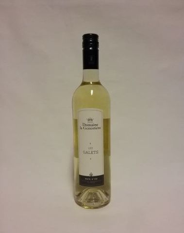 """Cuvée """"Les Galets"""" Blanc - Dom. Genestière (Vin de Pays) 2019"""
