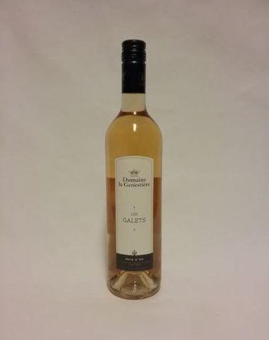 """Cuvée """"Les Galets"""" Rosé - Dom. Genestière (Vin de Pays) 2018"""
