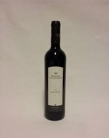 """Cuvée """"Les Galets"""" Rouge - Dom. Genestière (Vin de Pays) 2018"""