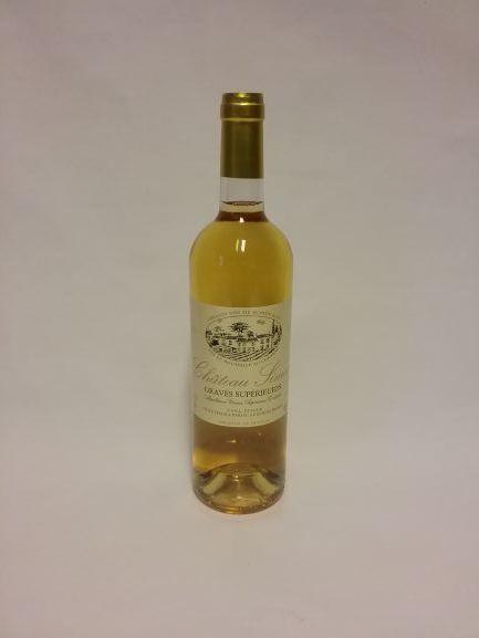 Graves Supérieures (Blanc liquoreux) - Château Simon 2013