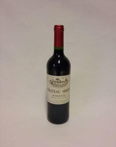 Bordeaux Rouge - Château Simon 2015